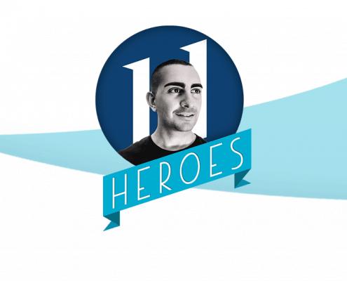 Riccardo de Bernardinis parlerà di Buytron e di Ernesto all'importante rassegna per startup, Heroes 2018
